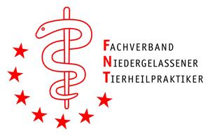 Fachverband niedergelassener Tierheilpraktiker Logo